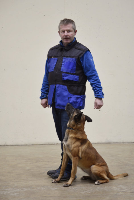 Dave Brunnock - Brunnock Canine Solutions - Dog Training Limerick